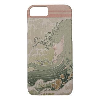 La La de Livemont vague (la vague) Coque iPhone 8/7