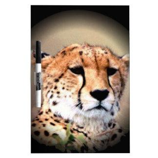 La larme de guépard marque Hakunamatata Tableaux Effaçables Blancs
