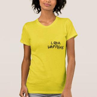 La loi de l'attraction se produit T-shirt