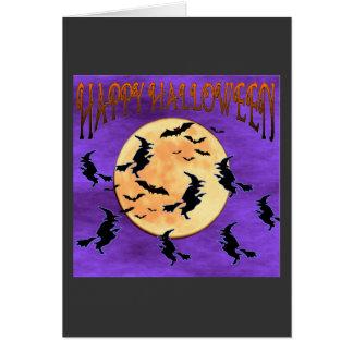 La lune de la sorcière carte