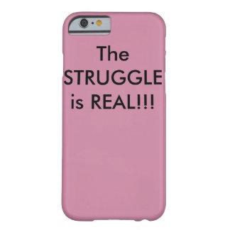 La lutte est VRAIE ! ! ! coque iphone