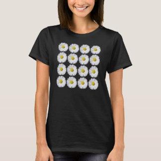 La marguerite fleurit le T-shirt Tumblr