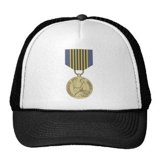 La médaille de l'aviateur casquette