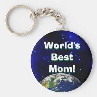 La meilleure maman du monde ! Porte - clé Porte-clés