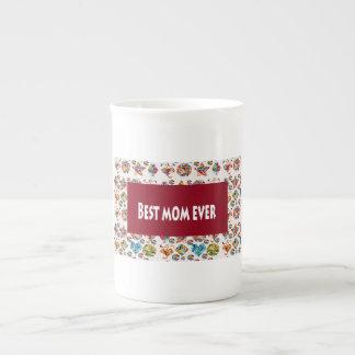 La meilleure nuance toujours décorative de motif mug