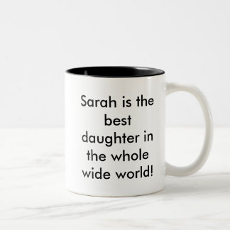 La meilleure tasse de fille
