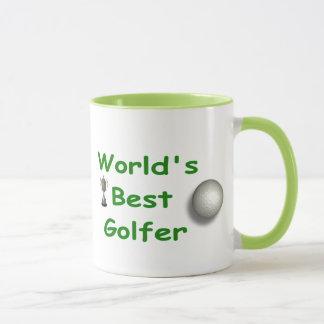 La meilleure tasse du golfeur du monde