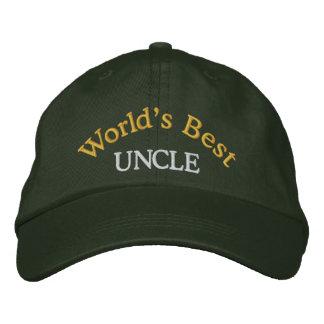 La meilleurs casquette de baseball/casquette