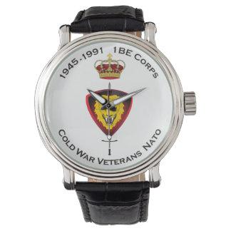 La montre CWVN 1BE le Corps