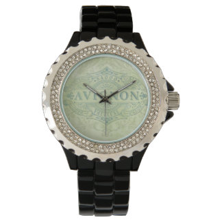 La montre de la femme