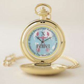 La montre de poche de GDA