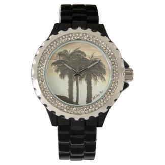 """La montre des femmes """"rêve de désert"""" par tout"""