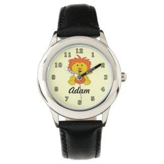 """La montre du """"petit enfant fait sur commande de montres cadran"""