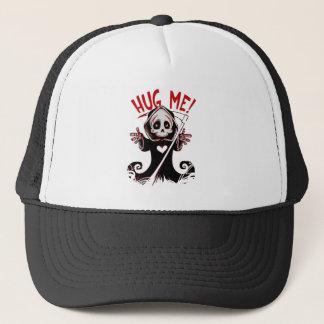 La mort de faucheuse veut le casquette d'étreinte
