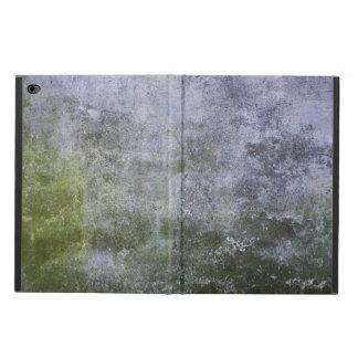 La mousse grunge abstraite a couvert la texture de coque powis iPad air 2