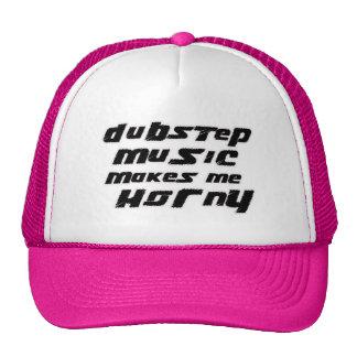 La musique de dames Dubstep me rend corné Casquettes