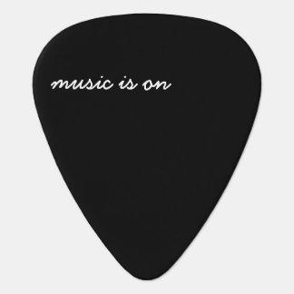 la musique est allumée onglet de guitare