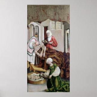 La naissance de St John le baptiste