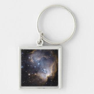 La NASA intelligente d'étoiles de NGC 602 Porte-clés