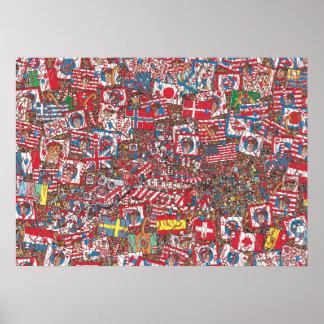 Là où est Waldo énorme Party