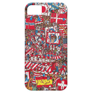Là où est Waldo énorme Party Coque iPhone 5 Case-Mate