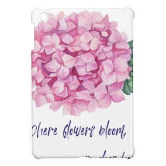 Là où les fleurs fleurissent coques pour iPad mini