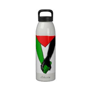 La Palestine - bouteille d eau