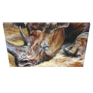 La photo vibrante de peinture à l'huile de toiles