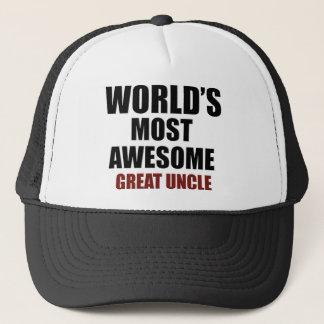 La plupart d'oncle impressionnant casquette