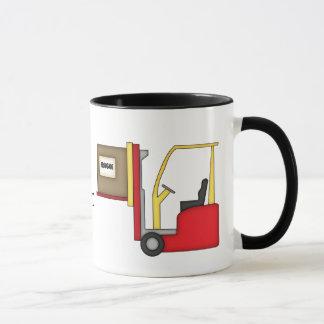 La plus grande tasse de café de conducteur du