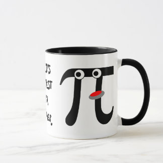 La plus grande tasse de professeur de maths du