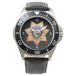 La police de Las Vegas protège la montre