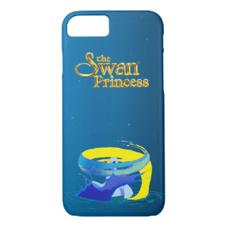 La princesse de cygne - coque iphone de