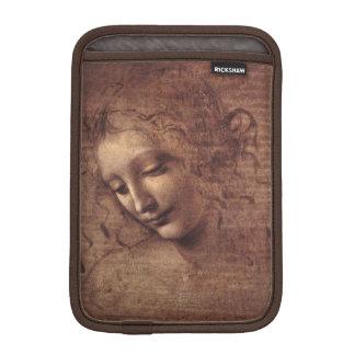 La principale femelle Scapigliata par Leonardo da Housses iPad Mini