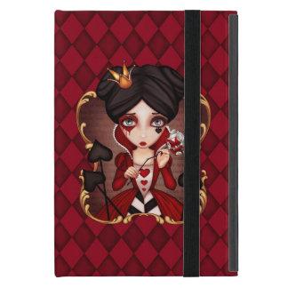 La Reine des coeurs Protection iPad Mini