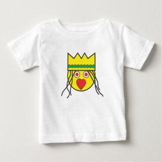 La Reine Jane.ai T-shirt Pour Bébé