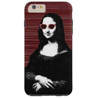 la Renaissance de Mona Lisa Coque Tough iPhone 6 Plus