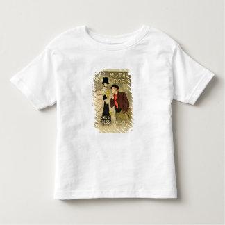 La reproduction d'une publicité par affichage tshirts