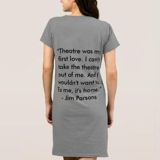 La robe d'Aztec Theatre Company