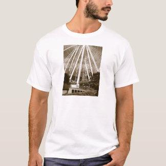 La roue de Plymouth T-shirt