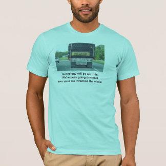 La roue t-shirt