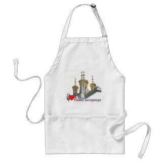 La Russie - Russia St. Peters-château tablier