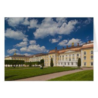 La Russie, St Petersbourg, Peterhof, palais grand Carte