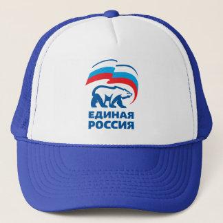 La Russie unie Casquettes De Camionneur