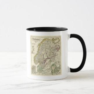 La Scandinavie à l'union de Calmare, 1397 Mug