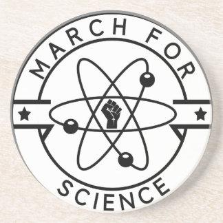 la science de march_for dessous de verres