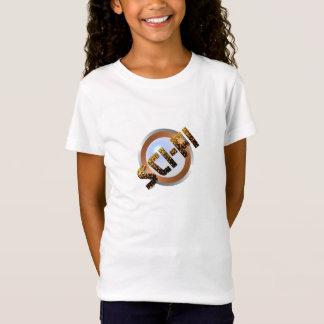 La science fiction en or T-Shirt