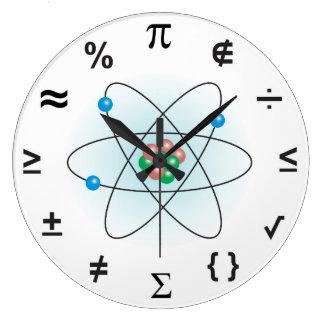 La Science Grande Horloge Ronde