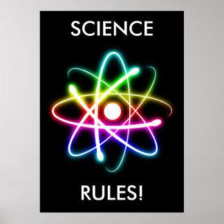 La SCIENCE ORDONNE | unique Poster