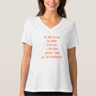 La seule raison je suis le Jersey des femmes | T-shirt